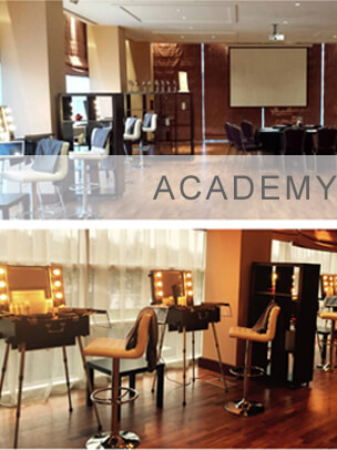 Asian Hair and Makeup Training Academy