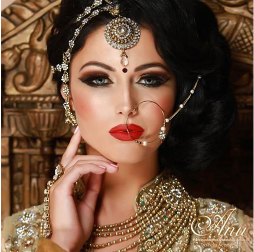 Anu Malhi Asian Bridal Makeup 187 Intensive Hair Amp Makeup