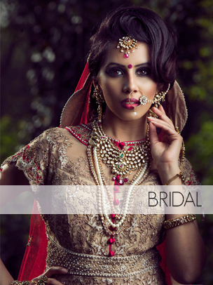 Asian Bridal Hair and Makeup Birmingham